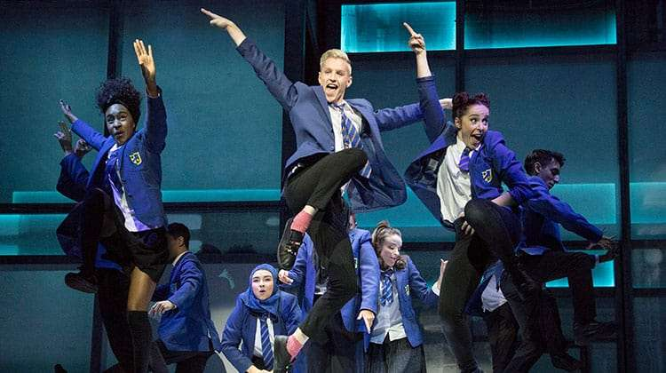 John McCrea in Everybody's Talking About Jamie
