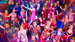 Kinky Boots celebrate 1000th West End performance