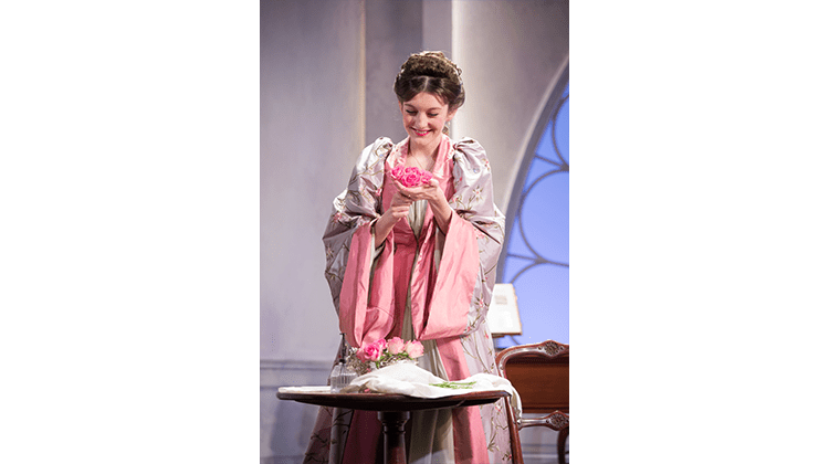 | Jennifer Saunders in Lady Windermere's Fan