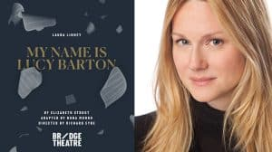Laura Linney, My Name is Lucy Barton, London
