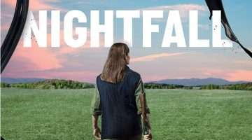 Nightfall at the Bridge Theatre