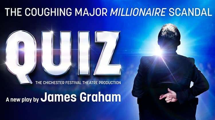 Quiz at the Noel Coward Theatre
