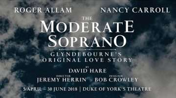 The Moderate Soprano at Duke of York's Theatre