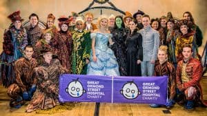 wicked supports great ormond street hospital