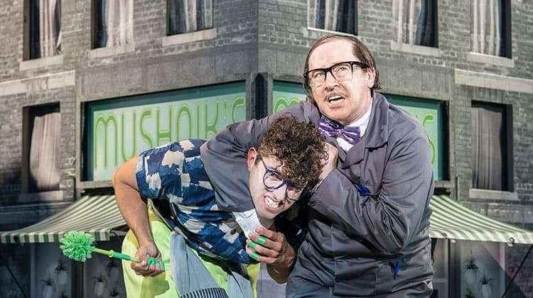 | Little Shop of Horrors at Regent's Park Open Air Theatre