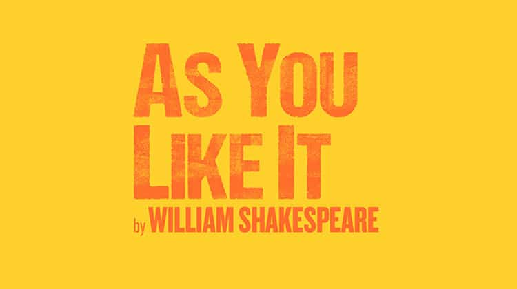 As You Like It, Regent's Park Open Air Theatre, London