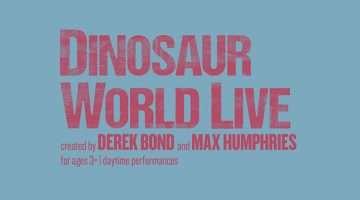Dinosaur World Live, Regent's Park Open Air Theatre, London