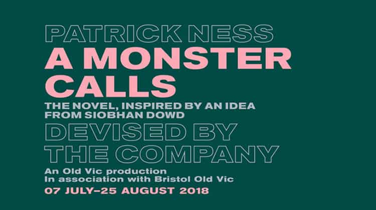 A Monster Calls, The Old Vic
