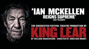 King Lear with Ian McKellen, Duke of York's Theatre, London