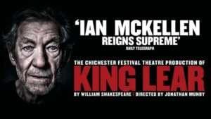 King Lear with Ian McKellen, Duke of York's Theatre, London
