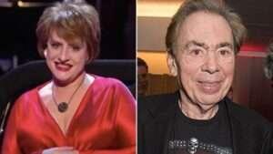 Patti Lupone & Andrew Lloyd Webber