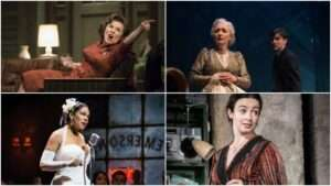 Imelda Staunton, Lesley Manville, Audra McDonald & Laura Donnelly