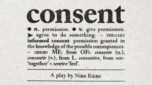 Consent at the Harold Pinter Theatre, London