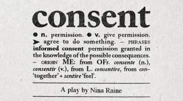 Consent at the Harold Pinter Theatre, London