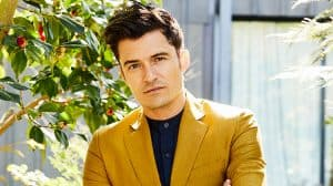 Orlando Bloom Photo by Amanda Friedman