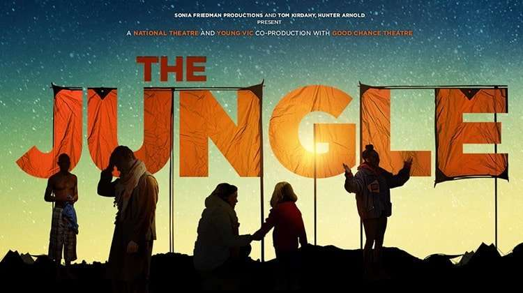 | The Jungle at the Playhouse Theatre
