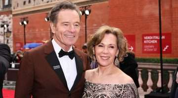 Bryan Cranston at Olivier Awards 2018 (c) Darren Bell
