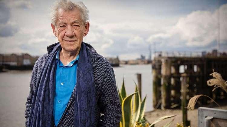 image of Ian McKellen