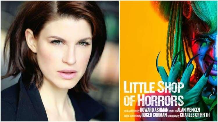 image of Jemima Rooper, Little Shop of Horrors, London