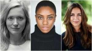 Image of Claire Price, Anita-Joy Uwajeh & Kirsty Bushell