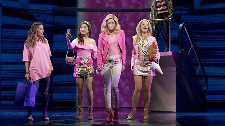 image of Mean Girls The Musical, Broadway