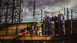 Image of The Last Ship, with Richard Fleeshman