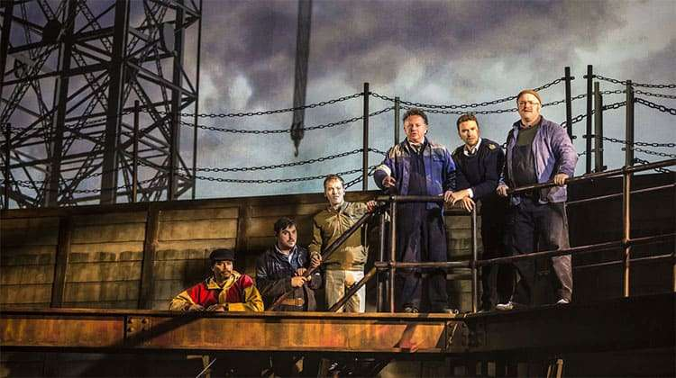 Image of The Last Ship, with Richard Fleeshman
