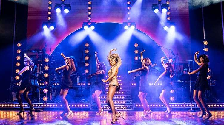 17. Adrienne Warren as Tina Turner.