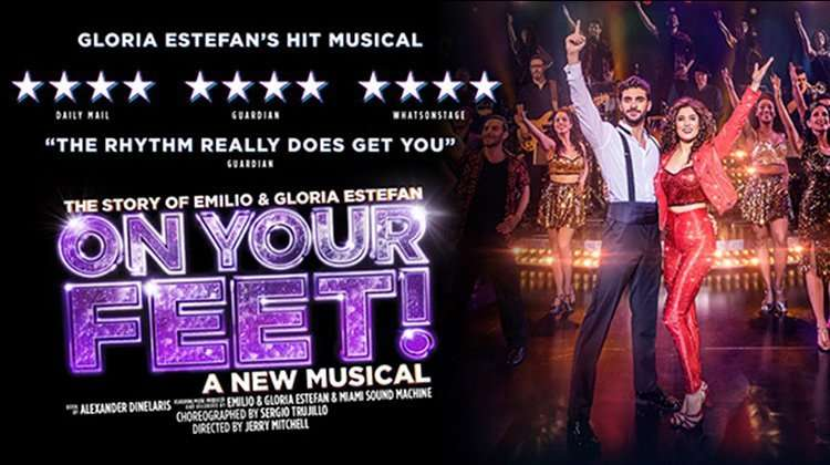| On Your Feet! at the London Coliseum