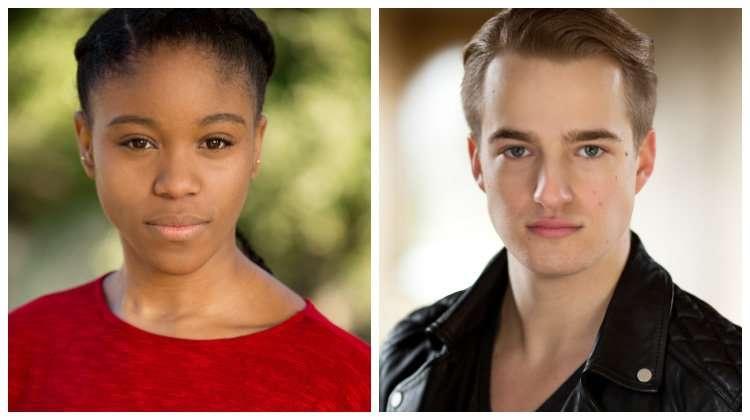 image of Amara Okereke & Toby Miles