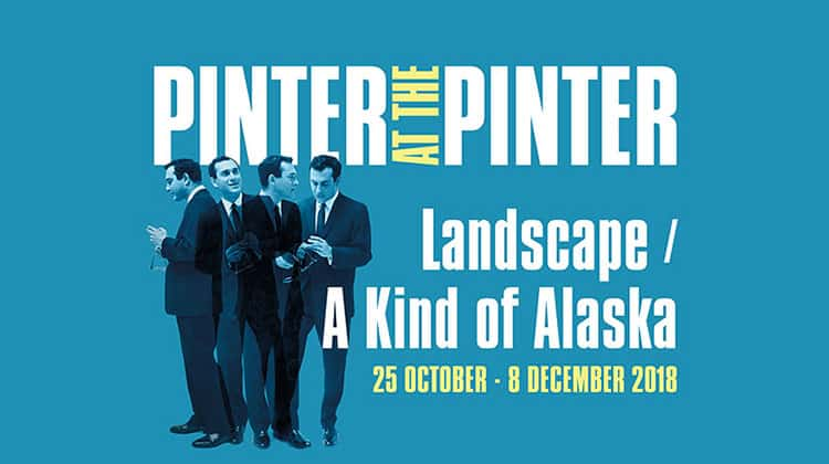 image of Landscape / A Kind of Alaska, Harold Pinter Theatre, London