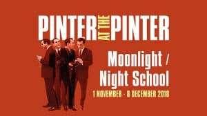 image of Moonlight / Nightschool, Harold Pinter Theatre, London
