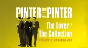 image of The Lover / The Collection, Harold Pinter Theatre, London