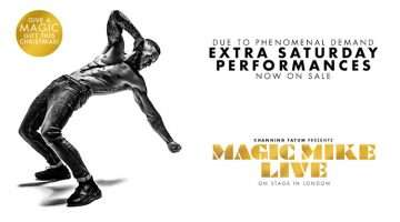 Magic Mike Live London