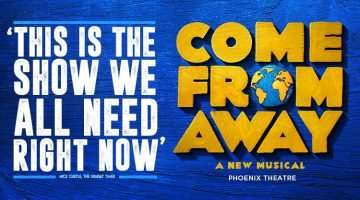 Come From Away, Phoenix Theatre