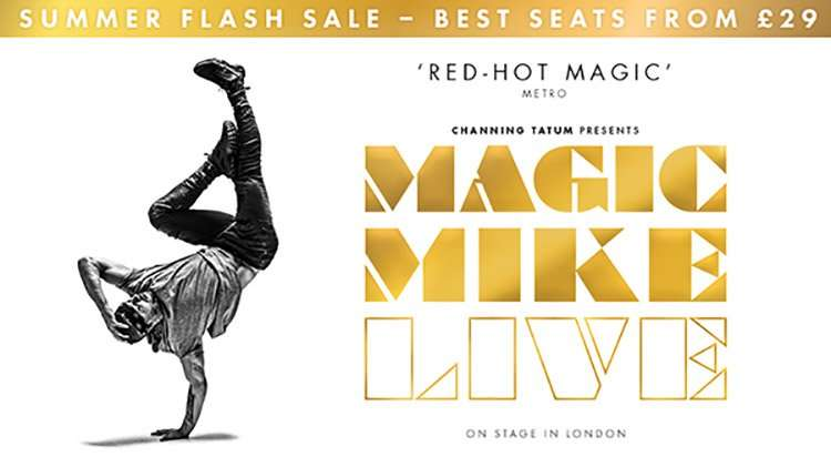 | Magic Mike Live