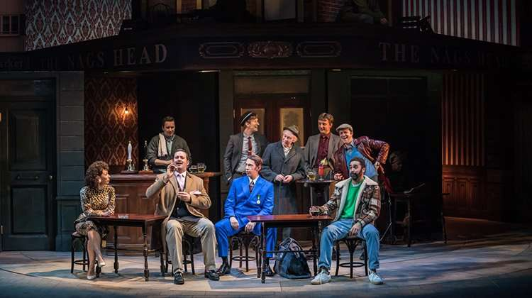 | Only Fools And Horses The Musical at the Theatre Royal Haymarket