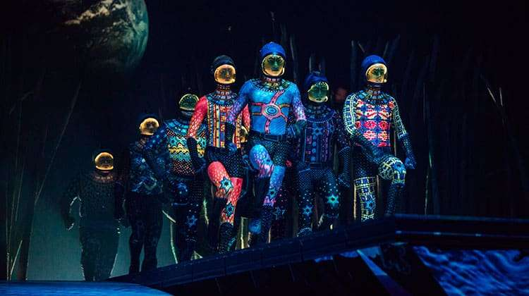 | Cirque Du Soleil – Totem at the Royal Albert Hall