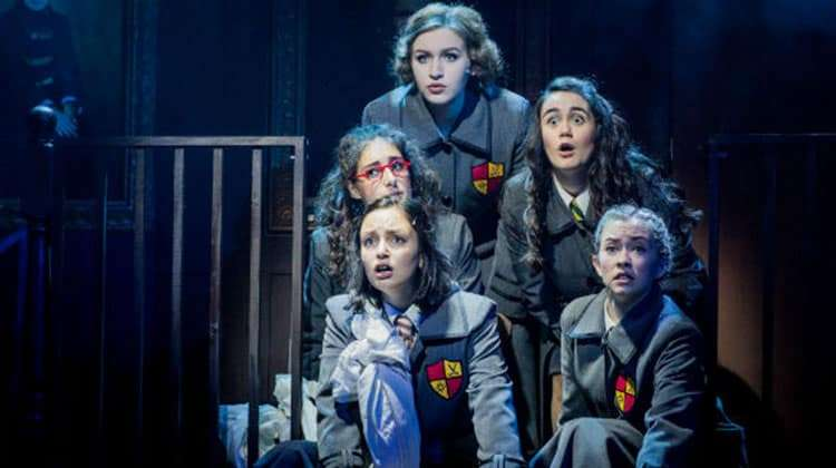| Daisy Pulls It Off at Charing Cross Theatre