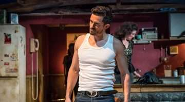 Orlando Bloom - Killer Joe at Trafalgar Studios, London