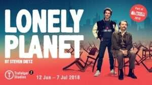 image of Lonely Planet, Trafalgar Studio 2