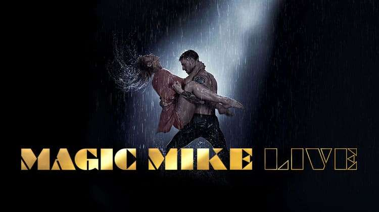 Magic Mike Live Extends At London Hippodromelondon Theatre