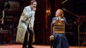 Harry Hadden-Paton & Lauren Ambrose in My Fair Lady