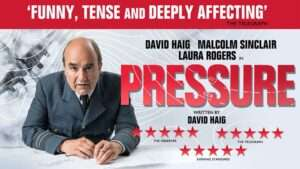 image of Pressure at the ambassadors theatre