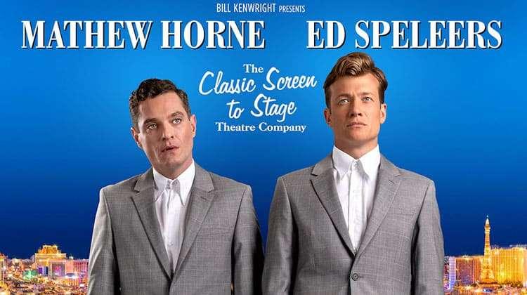 Matthew Horne & Ed Spellers in Rain Man