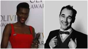 image of Sheila Atim & Mark Rylance