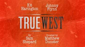 true west, vaudeville theatre, london