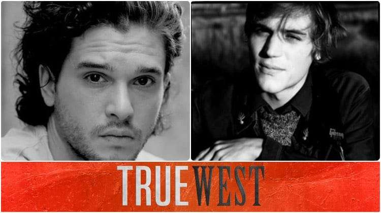 Kit Harington & Johnny Flynn, True West, London