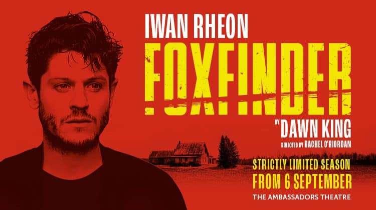 Iwan Rheon in Foxfinder