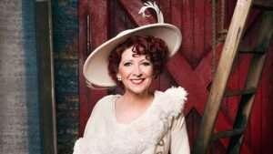 Bonnie Langford as Dorothy Brock in 42nd Street, London